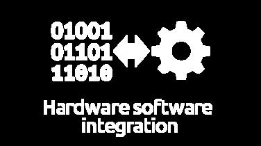 Hardware Software Integration