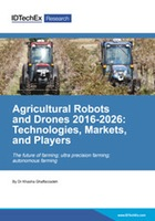 Agricultural Robots and Drones