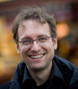 Prof Tim Weyrich, UCL (Credit - University College London)